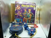 Vintage The Real Ghostbusters Proton Pack/zapper/wand/armband W/original Box