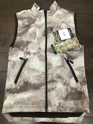 New Browning Men's Hells Canyon Backcountry A-tacs Arid Urban Speed Vest S Small