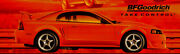 Reproduction Bf Goodrich 2000 Ford Mustang Svt Cobra R Banner 3and039x10and039