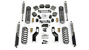 Jeep Jl Sport St3 Suspension 3.5 Inch System And Falcon Sp2 2.1 Monotube For 10-