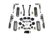 Jeep Jl Sport St2 Suspension 2.5 Inch System And Falcon Sp2 3.1 Piggyback For 10