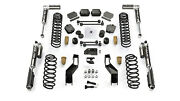 Jeep Jl Sport St3 Suspension 3.5 Inch System And Falcon Sp2 3.1 Piggyback For 10