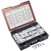 Drag Specialties Chrome Washer And Hex Nut Assortment Ds-190650