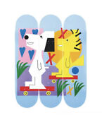 Nina Abney X The Skateroom Peanuts Triptych Edition 15/100 Sold Out