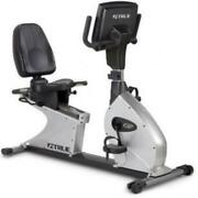 Cpo True Fitness Cs800 Recumbent Bike W/ 2-window Lcd