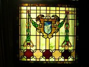 Stained Glass Window - 1905 - Sg-201