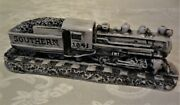 Trains Gone By Georgia Marble Southern Railroad Engine 1841 2772 Of 3000 Usa
