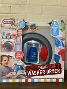 Little Tikes Kidsand039 First Washer-dryer Realistic Pretend Play Appliance