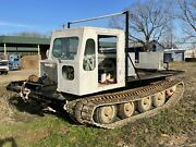 Prinoth Go Tract Crawler Carrier Tracked Vehicle Diesel Hydraulic Winch Snow Mud