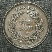 1 Sou Belleville Series / Montreal 1830and039s Canada 761a