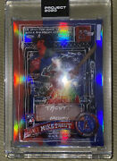 Topps Project 2020 Mike Trout 325 Gregory Siff Rainbow Foil Parallel Angels