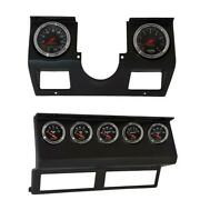 Autometer For 87-96 Jeep Wrangler Yj 7pc Direct-fit Dash Gauge Kit - Am7040