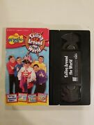 The Wiggles Vhs Tape Sailing Around The World Childrenand039s Animated Tested Rare