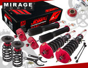 Jdm Sport 32way Adjustable Suspension Damper Coilovers System For 08-11 370z Z34
