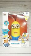Despicable Me 2 11 Talking Minion Tim Interactive Action Figure Sings 3 Songs