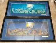 Disneyland Main Street Electrical Parade Print By Charles Boyer 1426 And 1394/3000