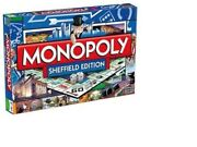 Winning Moves Games Sheffield Monopoly Board Game