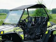 Polaris Rzr 170 2009-2019 Hard To Roof W/ Front And Rear Windshields