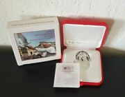 Vatican 5 Euro Silver Proof Coin 2015 Day Of Peace Pope Francis New In Box + Coa