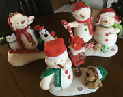 Lot Of 3 Hallmark Jingle Pals 2007, 2008 And 2013 - Working