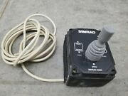 Simrad Qs50 Quick Stick Non Follow Up Steering Lever 22089494 Good Cond. Tested