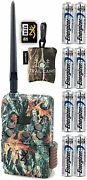 Browning Defender Pro Scout Camera With Sd Card Batteries And Spudz Verizon