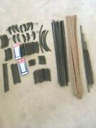N Scale Atlas Track Lot 245 Pieces Most Are New