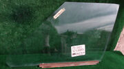 77-79 Cadillac Hearse S And S Lf Door Glass