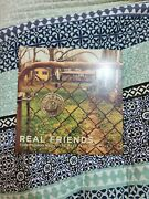 Real Friends Three Songs About The Past Years Of My Life 7 Clear Red Burst...