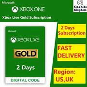 Xbox Live Gold 14 Days Membership Trial Codenot Game Pass Ultimate Usa Uk
