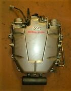 Suzuki 250 Hp Df250 Collector Cover Assembly Pn 13140-93j00 Fits 2004 And Later