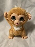 Furreal Friends Cuddles My Giggly Monkey Interactive Pet