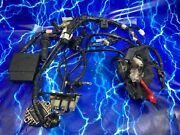 Yamaha Wr450f Complete Wiring Harness Cdi Box Loom Wire Assembly Kit 03 04 05