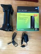 Wd My Book Essential 2tb Usb 3.0 External Hard Drive Great Condition
