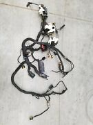 Evinrude Etec G2 Wiring Harness Fully Dressed With Coils Test Use Only 587362