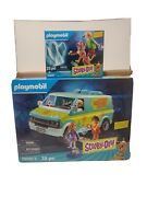 Playmobil Scooby-doo Mystery Machine And Shaggy/scoob 70286 70287