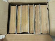 Mad Comic Magazine 6 Hard Covers With Magazines From The 70-80 + Comics Rare