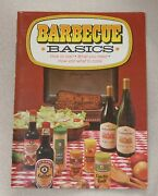 Barbecue Basics Schilling Wine Sauce Spice Seasoning Recipe Cook Ad Book Booklet
