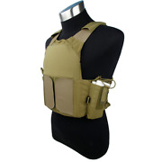 Tmc2691-kk Hunting Paintball Plate Carrier Outdoor Tactical Vest And Eva Plate