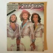 Bee Gees Authorized Biography March 1979 1st Printing Music David Leaf No Poster