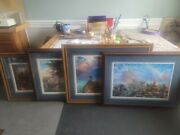 Tom Dubois Limited Edition Signed Numbered All 4 Prints - Noahand039s Ark Series