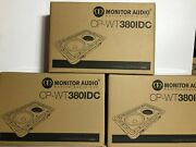 Brand New Monitor Audio Cp-wt380idc In-wall/in-ceiling Speaker X 3 Units