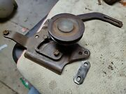 1964 Ford Thunderbird 390 Engine Alternated Bracket And Pulley