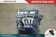Jdm 2007 2008 2009 2010 2011 Honda Element K24a 2.4 Dohc Vtec K24a8 Engine