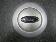 One 1 Oem 2004-2008 Ford F-150 Pickup Silver Center Cap 4l34-1a096-dc 3553