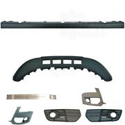 Set Front Kit Bumper Front Primed For Audi Q5 8r 08-12+carrier+accessories In