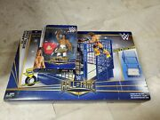 Wwe Hall Of Fame Classic Steel Cage Ring Wwf Playset Target Brand New +++ Tito