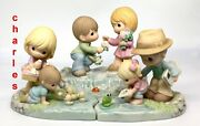 Precious Moments Exclusive 2014 Members' Only Figurines Set Of 3 Cc149001 - 3