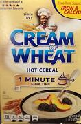 12 Packs Cream Of Wheat Hot Cereal In 28 Oz