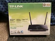 Tp-link Tl-wdr3500 Dual Band Wireless N600 Router, 2.4ghz 300mbps+5ghz 300mbps
